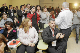 EIVISSA. POLITICA. SEGUNDO CONGRESO DE LA FSE - PSOE -