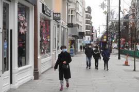 El Reino Unido alcanza niveles de contagios sin precedentes