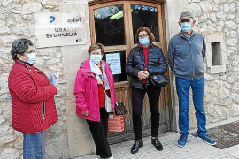 Es Capdellà se rebela contra el traslado de la doctora de su Unidad de Salud