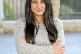 Sofía Coloma: «Quiero ser puntera en inteligencia artificial y robótica»