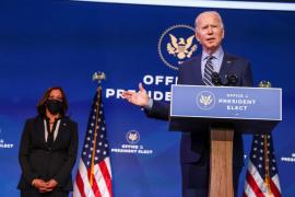 Biden acusa a Trump de bloquear el traspaso de poder en EEUU