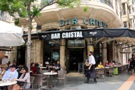 Bar Cristal, en Palma