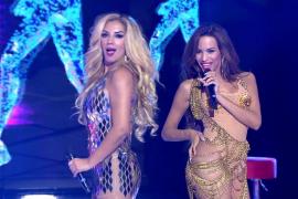 Rebeca y Cristini estrenan 'Uy, ellas', un dúo sobre su paso por 'La casa fuerte'