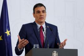 Sánchez promete que «muy pronto habrá más españoles vacunados que contagiados»