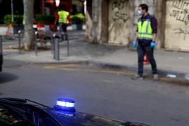 Detenida una mujer por orinar en el portal de su expareja y atemorizarla en Palma
