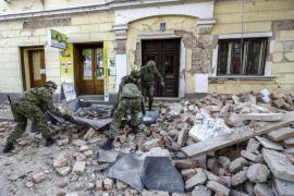 Un terremoto de magnitud 6,3 deja al menos 6 muertos en Croacia