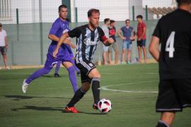 Cordero, primer refuerzo de invierno del Atlético Baleares