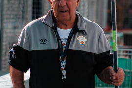 Luto en el fútbol balear por la muerte de Joaquín Serrano