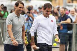 Nadal y Federer, reelegidos en el Consejo de Jugadores de la ATP