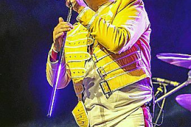 Queen Forever en el Auditòrium