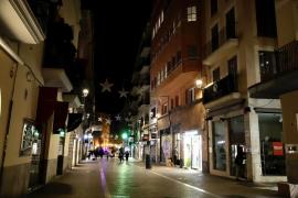 Mallorca, recogida a las 20 horas tras la entrada en vigor de las nuevas restricciones