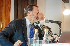 Conferencia en el Círculo Mallorquín