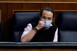 Iglesias sitúa una «línea roja» en las pensiones y pide al PSOE que cumpla el pacto