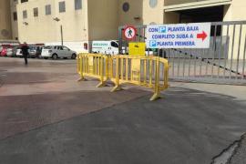 Condenado un hombre por atropellar a un trabajador de un supermercado de Son Armadans