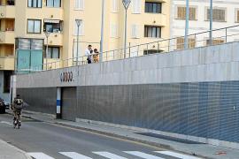 El aparcamiento del Campet des Tren acoge un torneo de 'truc'
