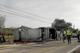 El año cierra con 28 fallecidos en las carreteras de Mallorca, una víctima menos que en 2019