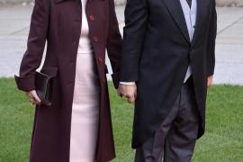 Boda de los príncipes de Luxemburgo