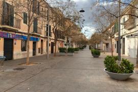 Estas son las zonas de Palma con más contagios por habitante