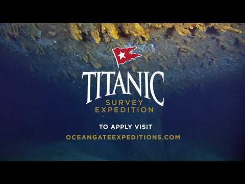 Las visitas submarinas al Titanic serán una realidad en 2021