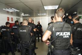En marcha el macrooperativo policial de seguridad de Nochevieja y Año Nuevo