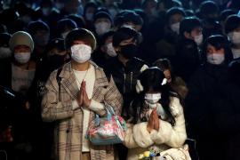 Un año de coronavirus con 82 millones de contagios y 1,8 millones de muertos