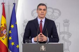 El esperanzador tuit de fin de año de Pedro Sánchez