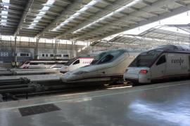 Fallece un joven tras ser arrollado por un tren AVE a un kilómetro de la estación de Ciudad Real