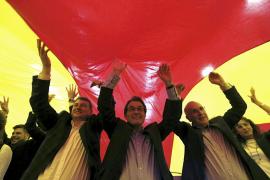 Mas pide una mayoría como la del  PP para sacar adelante la soberanía catalana