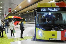 El renovado transporte público por carretera arranca con poca afluencia
