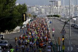 'Il capo' del maratón