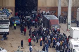 Dos detenidos y cinco investigados por la 'rave' de Llinars del Vallès