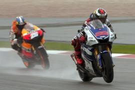 Lorenzo: «Han tomado la decisión correcta al parar la carrera»