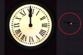 Identificado el piloto del dron que sobrevoló la Puerta del Sol en campanadas