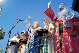 Cabalgata de Reyes de Palma: todo a punto