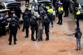 Detenidos los tres organizadores de la 'rave' en Llinars