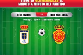 Así ha sido el Real Oviedo-Real Mallorca
