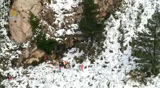 Un excursionista resulta herido grave tras sufrir una caída en Fornalutx