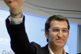 Feijóo salva a Rajoy y su política de recortes