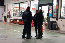 Gran movilización policial por la denuncia de un falso secuestro en Palma