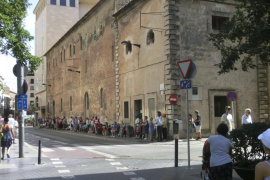 El 18,5 % de los hogares de Baleares está en riesgo de caer en la pobreza