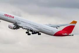 Iberia lanza una oferta en los billetes para volar a Ibiza