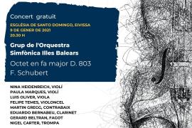 La Orquesta Sinfónica de las Islas Baleares ofrece un concierto gratuito en Ibiza