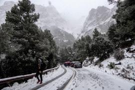 ¿Hasta cuándo nevará y hará frío en Mallorca?