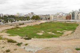 Los vecinos de es Fortí piden una zona verde en el solar del Lluís Sitjar