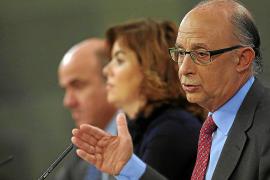 La UE eleva al 9,4% el déficit de España en 2011 por las ayudas a los bancos