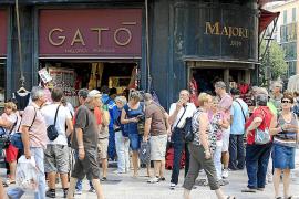 Balears lidera a nivel estatal por quinto mes consecutivo la llegada de turistas extranjeros