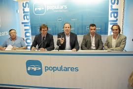 Rodríguez convoca el congreso del PP de Palma para el día 1 de diciembre