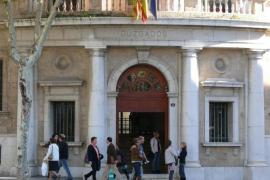 juzgados de Vía Alemania en Palma