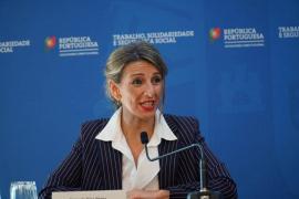 La ministra Yolanda Díaz también pide la salida de Illa de Sanidad