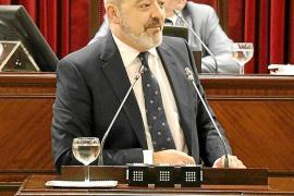 El diputado de Vox Sergio Rodríguez